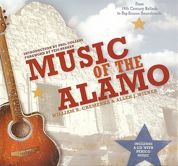 Music of The Alamo Book Cover